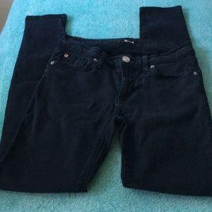 Hudson Krista Ankle Super Skinny Jean. Size 26.